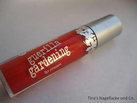 essence guerilla gardening lip cream, Farbe: 02 floral glam (LE)