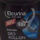 Elcurina For Men Intensiv Deo Roll-On Classic