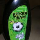 duschdas Kickerteam 2in1 Duschgel & Shampoo