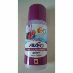 Produktbild zu AVEO Nagellackentferner Berry (ohne Aceton)