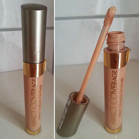 <strong>Flormar</strong> Perfect Coverage Liquid Concealer - Farbe: 4