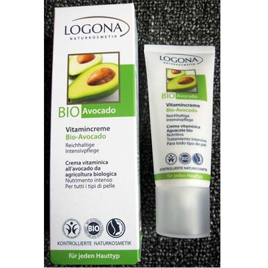 Logona Vitamincreme Bio-Avodaco