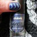 Claire's magnetix magnetic nail polish, Farbe: Blau