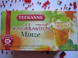 Produktbild zu Teekanne Marokkanische Minze Tee