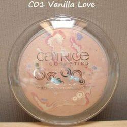 Produktbild zu Catrice Multi Colour Highlighter – Farbe: C01 Vanilla Love (Candy Shock LE)
