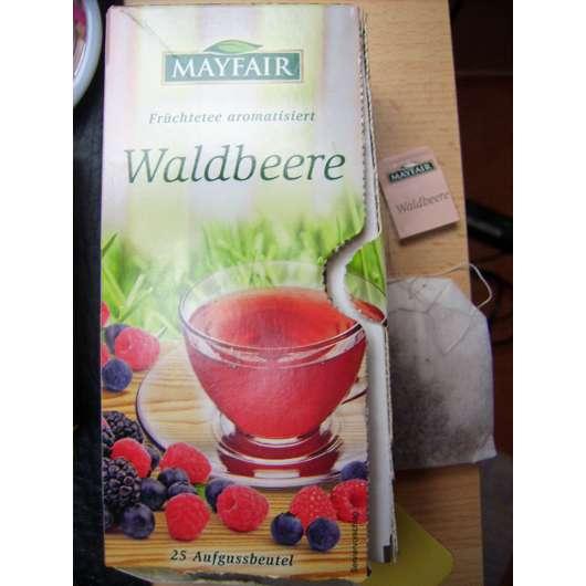 Mayfair Waldbeere Früchtetee aromatisiert