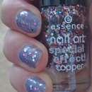 essence nail art special effect topper, Farbe: 02 circus confetti