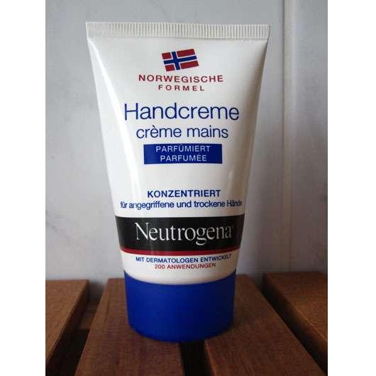 <strong>Neutrogena Norwegische Formel</strong> Handcreme (parfümiert)
