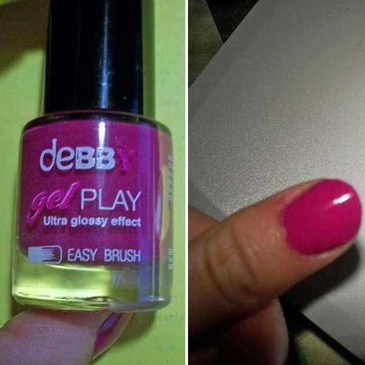 debby gelPLAY nail polish, Farbe: 13 no doubt
