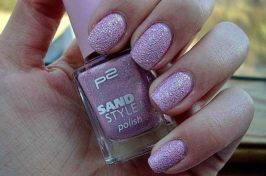 p2 sand style polish, Farbe: 010 adorable