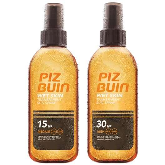 PIZ BUIN® Wet Skin Transparent Sun Spray