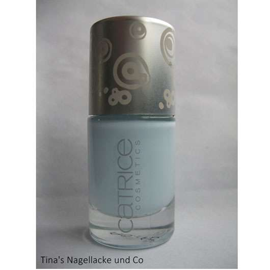 Catrice Soft Nail Lacquer, Farbe: C02 Play It Blue (Candy Shock LE)