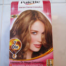 Poly Palette Intensiv-Creme-Coloration, Farbe: 546 Caramel Gold Blond