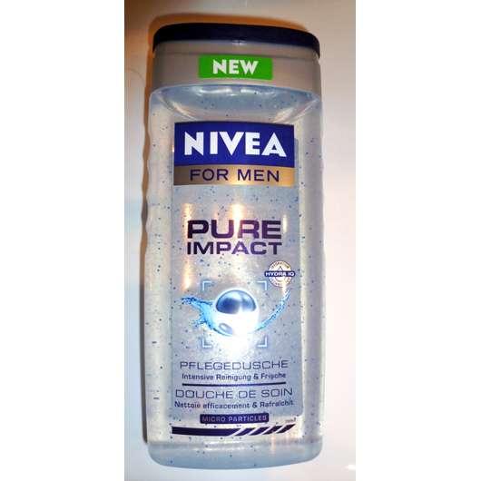 Nivea For Men Pure Impact Pflegedusche