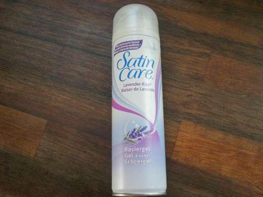 Gillette Satin Care Lavender Kiss Rasiergel