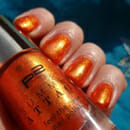p2 summer attack feel the heat nail polish, Farbe: 030 tangerine twist (LE)