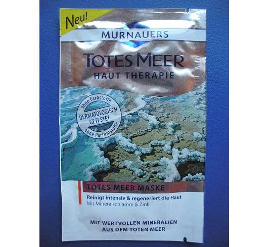 <strong>Murnauers</strong> Totes Meer Haut Therapie Totes Meer Maske