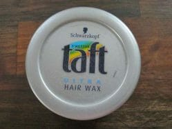 Produktbild zu Schwarzkopf 3 Wetter taft Ultra Hair Wax