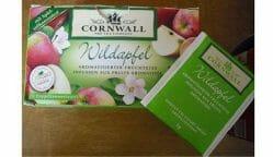 Produktbild zu Cornwall Wildapfel Aromatiserter Früchtetee