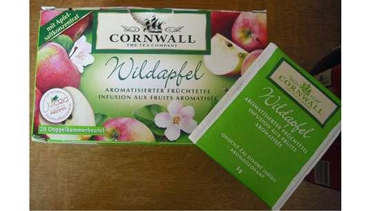 Cornwall Wildapfel Aromatiserter Früchtetee
