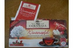 Produktbild zu Cornwall Winterapfel Aromatisierter Früchtetee