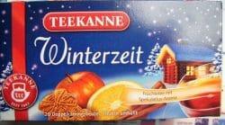 Produktbild zu Teekanne Winterzeit Früchtetee mit Spekulatius-Aroma (LE)