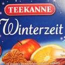 Teekanne Winterzeit Früchtetee mit Spekulatius-Aroma (LE)