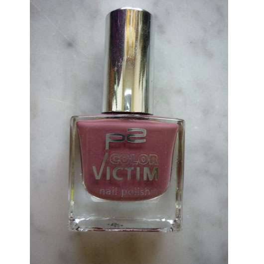 p2 color victim nail polish, Farbe: 690 forever