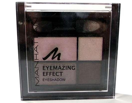Manhattan Eyemazing Effect Eyeshadow, Farbe: Rosy Wood 95C