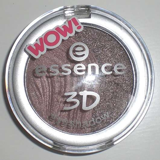 essence 3D eyeshadow, Farbe: 09 irresistible chocolates