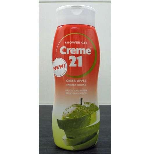Creme 21 Shower Gel Green Apple