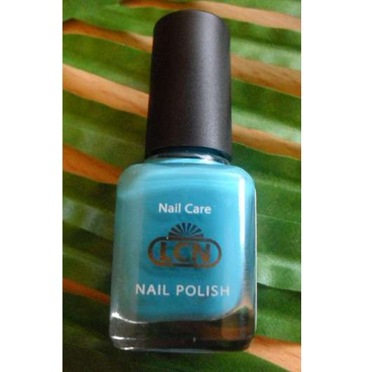 <strong>LCN</strong> Nail Polish - Farbe: Blue Oasis (LE)