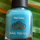 LCN Nail Polish, Farbe: Blue Oasis (shades of desert LE)