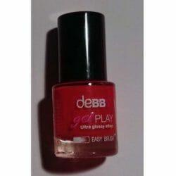 Produktbild zu debby gelPLAY nail polish – Farbe: 09 poppy