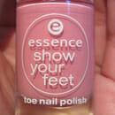 essence show your feet toe nail polish, Farbe: 02 the pump (high heel mania LE)