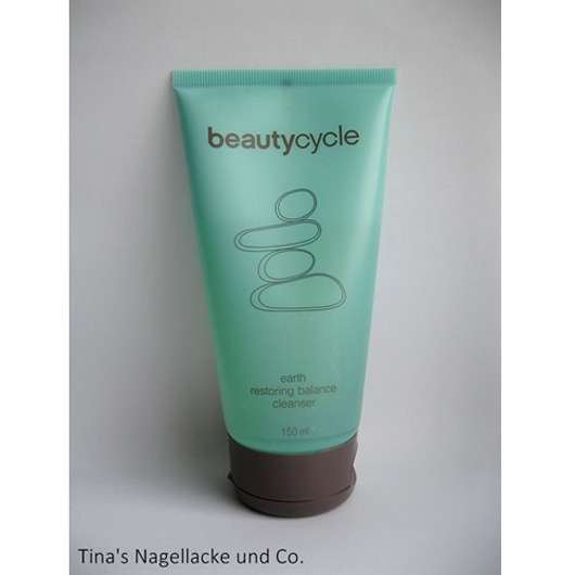beautycycle earth restoring balance cleanser
