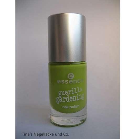 essence guerilla gardening nail polish, Farbe: 02 plant the planet (LE)