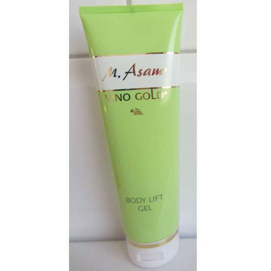 M. Asam Vino Gold Body Lift Gel