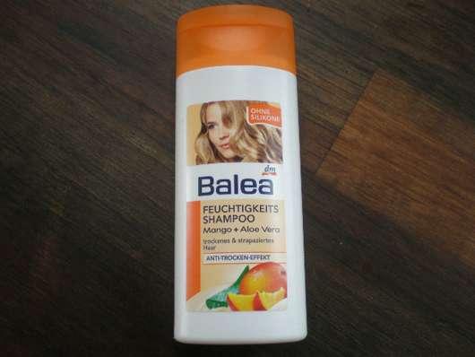 Balea Feuchtigkeits-Shampoo Mango + Aloe Vera