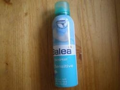 Produktbild zu Balea Deospray Sensitive 48h