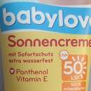 babylove Sonnencreme LSF 50