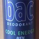 bac Deodorant Cool Energy Men