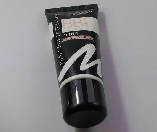 Manhattan BB Cream 9in1, Farbe: 1 (für helle bis mittlere Hauttypen)