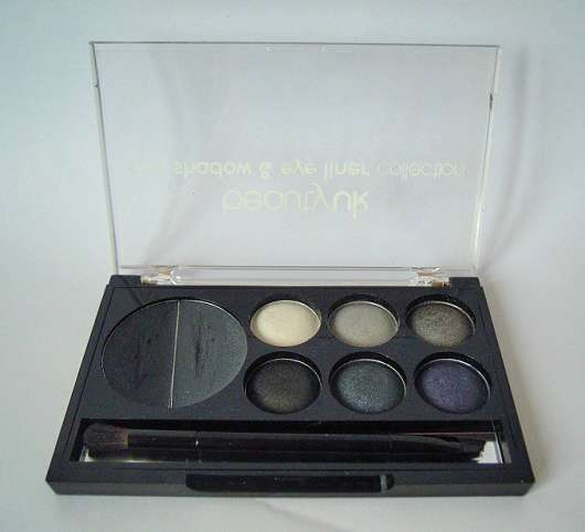 <strong>beautyuk</strong> eye shadow & eye liner collection - Farbe: 03 smoke screen