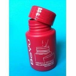 Produktbild zu BeYu Miracle Sponge Nail Lacquer Remover (LE)