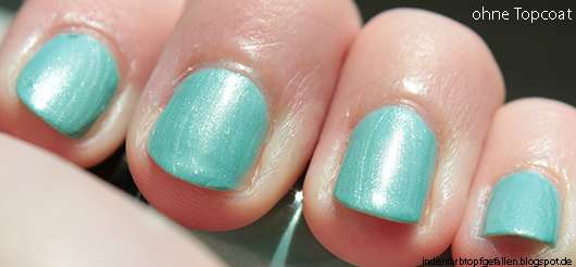 p2 far east so close timeless grace nail polish, Farbe: 030 bluish green (LE)