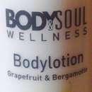Body & Soul Wellness Bodylotion Grapefruit & Bergamotte