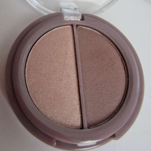 beautycycle eye shadow duo, Farbe: cinnamon