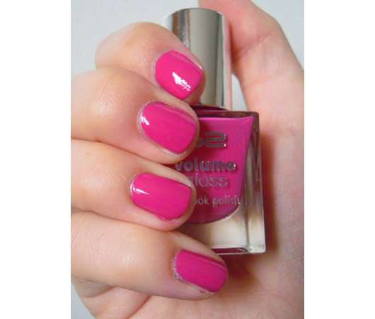 p2 volume gloss gel look polish, Farbe: 050 crazy mademoiselle