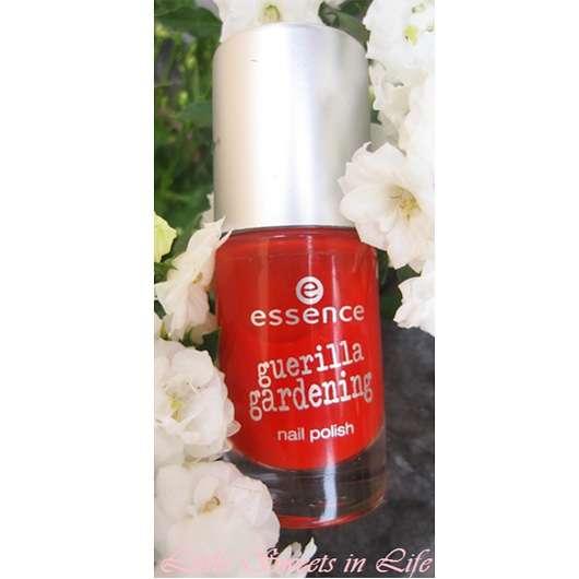 essence guerilla gardening nail polish, Farbe: 04 floral glam (LE)